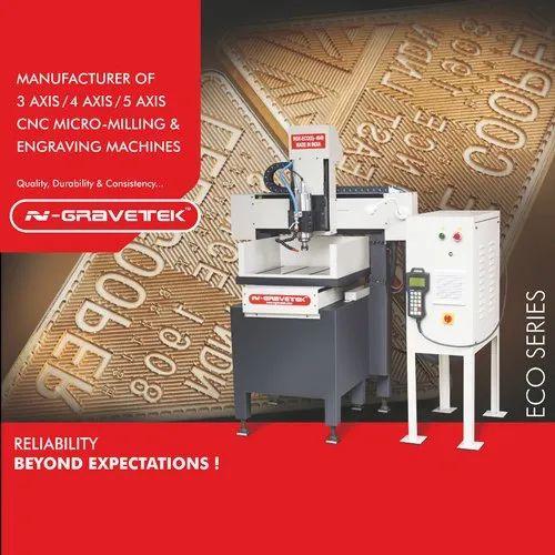 Eco Series - CNC Mini-Milling & Engraving Machine Eco Series