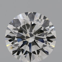 CVD Diamond 2.01ct G VVS2 Round Brilliant Cut IGI Certified