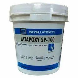Myk LATAPOXY SP-100 Epoxy Grout Laticrete, Packaging Size: 5 Kg