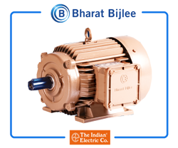 Three Phase Bharat Bijlee IE3 Premium Efficiency Motors, IP Rating: IP55, 415