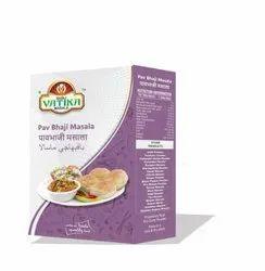 Vatika Pavbhaji Masala, Packaging Size: 100g