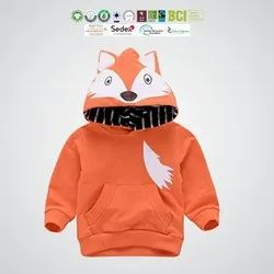 ECO cotton Kids hoodies Manufacturer