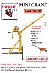 Construction Material Handling Lift