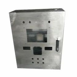 Wall Mounting Polished Stainless Steel Control Box
