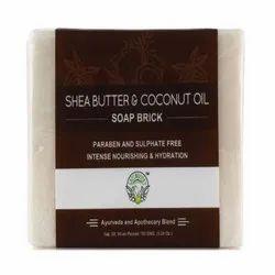 Shea Butter & Coconut Oil Soap