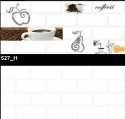527 (H) Hexa Ceramic Tiles Glossy  Series