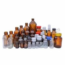 Pharma Glass Bottle Family