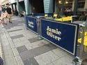 Que Manager Cafe Barrier