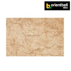Orientbell Tiles Glossy Orientbell ODG ACCENT BROWN Ceramic Wall Tile, Size: 300x450 mm