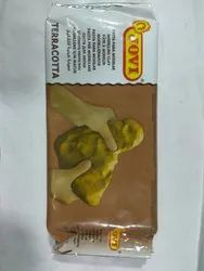 Solid Brown Jovi Terracotta Clay, Grade: Rubber Grade, Packaging Type: Packet