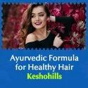 Herbal Hair Care Formula - Keshohills - 900 Tablets - Healthy Hair Growth