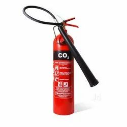 Co2 Based Fire Extinguisher