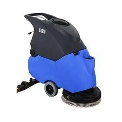 Walk Behind Electric Scrubber Drier Machine