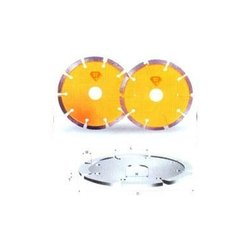 Stainless Steel Round Tuck Pointing Blades, For Industrial