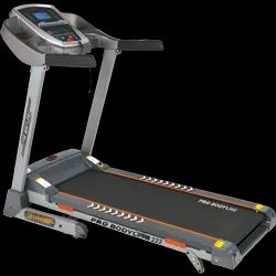 Motorized Treadmill with Shock Absorbers 222