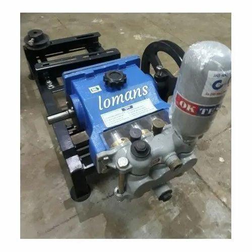 Lomans Piston Pumps