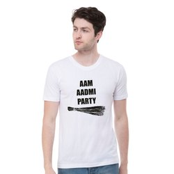 434ac4f7 Promotional T-Shirts - Customized Unisex BJP Support Half Sleeve ...