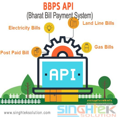 Bharat Bill Payment System API, Online Payment Solution