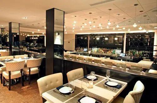 Restaurant Interior Designing Services, More Than 100