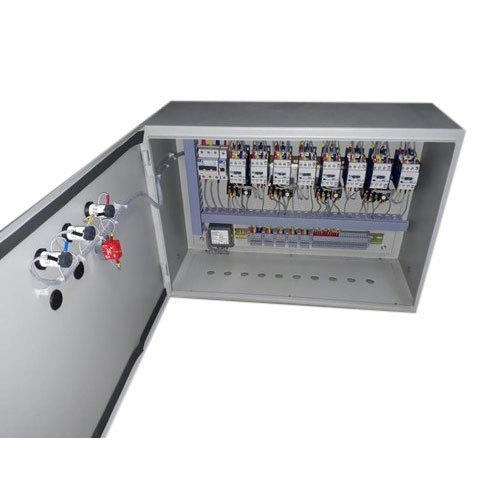 Three Phase 50 W Substation Relay Distribution Panel, IP Rating: IP 66