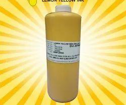 Lemon Yellow Ink