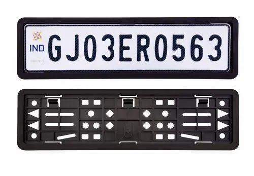 License Car Number Plate Frame