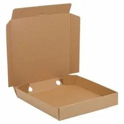 JC Pizza Box Brown 9 inch