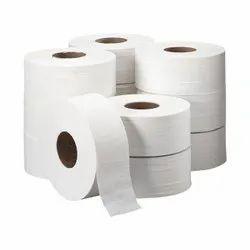 Soft Tissue Paper White JRT - Jumbo Rolls