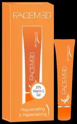 Face Med Gel - Helps to Reduce Hyperpigmentation 15 Gm, Type Of Packing: Tube, Time Used: Day
