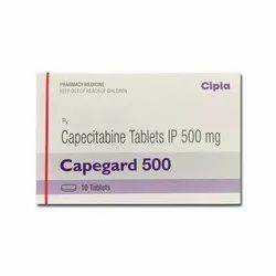 Capegard 500 mg Tablet