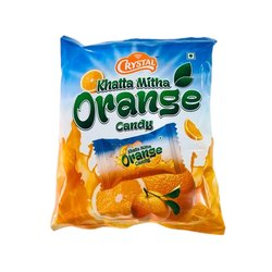 Khatta Mitha Orange Candy