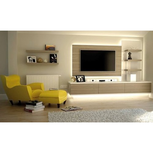 Brown Water Resistance Modern Wall Mounted Tv Unit 5 Rs 450 Square Feet Id 20548351373