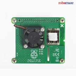Raspberry Pi PoE (Power Over Ethernet) HAT Add-On Board - Robocraze