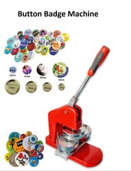 Button Badge Machine 44 & 58 mm