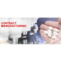 Pharmaceutical Contract Manufacturing Service