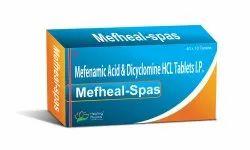 Mefheal Spas Tab - Mefenamic Acid & Dicyclomine HCL
