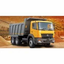 Heavy Truck Transportation Service