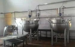 Mango Pulp Processing Plant, Automatic Grade: Automatic