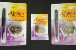 Saffron Kesar Packaging