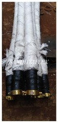 Electrical Bonded Rail and Road Tanker Oil Hose