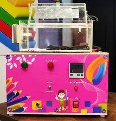 Velvet Pencil Coating Machine