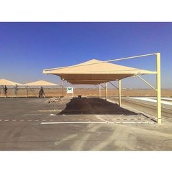 Polyster Car Parking Shed