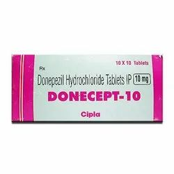 Donecept 10 mg Tablet