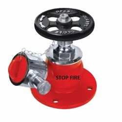 Stop Fire Single Outlet Fire Landing Valves