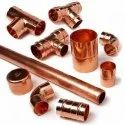 Copper Fittings For Acr, Plumbing and Gas Lines