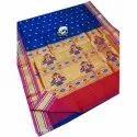 Nauvari Printed Saree