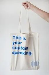 Designer Organic Shopping Bag