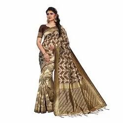 318 Art Silk Saree