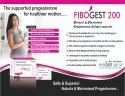 Natural & Micronised Progesterone Softgel Capsules