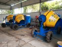Self Loading Mixing Concrete Machine